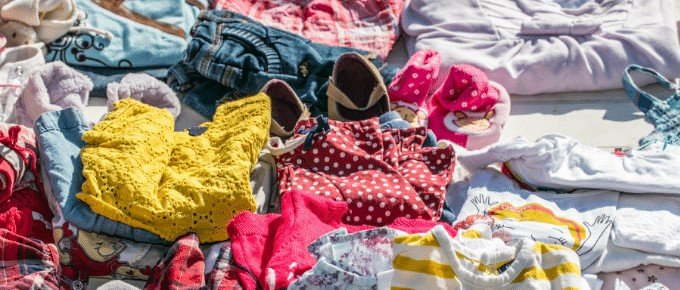 gently used kids clothes