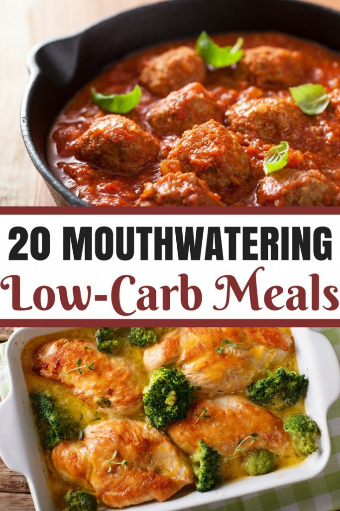 20 mouthwatering low carb keto-friendly meals