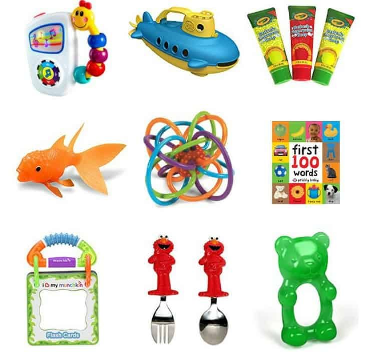 25 Cheap Stocking Stuffer Ideas For Babies Toddlers