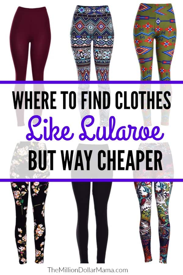 Clothing Similar To Lularoe But Less Than Half The Price
