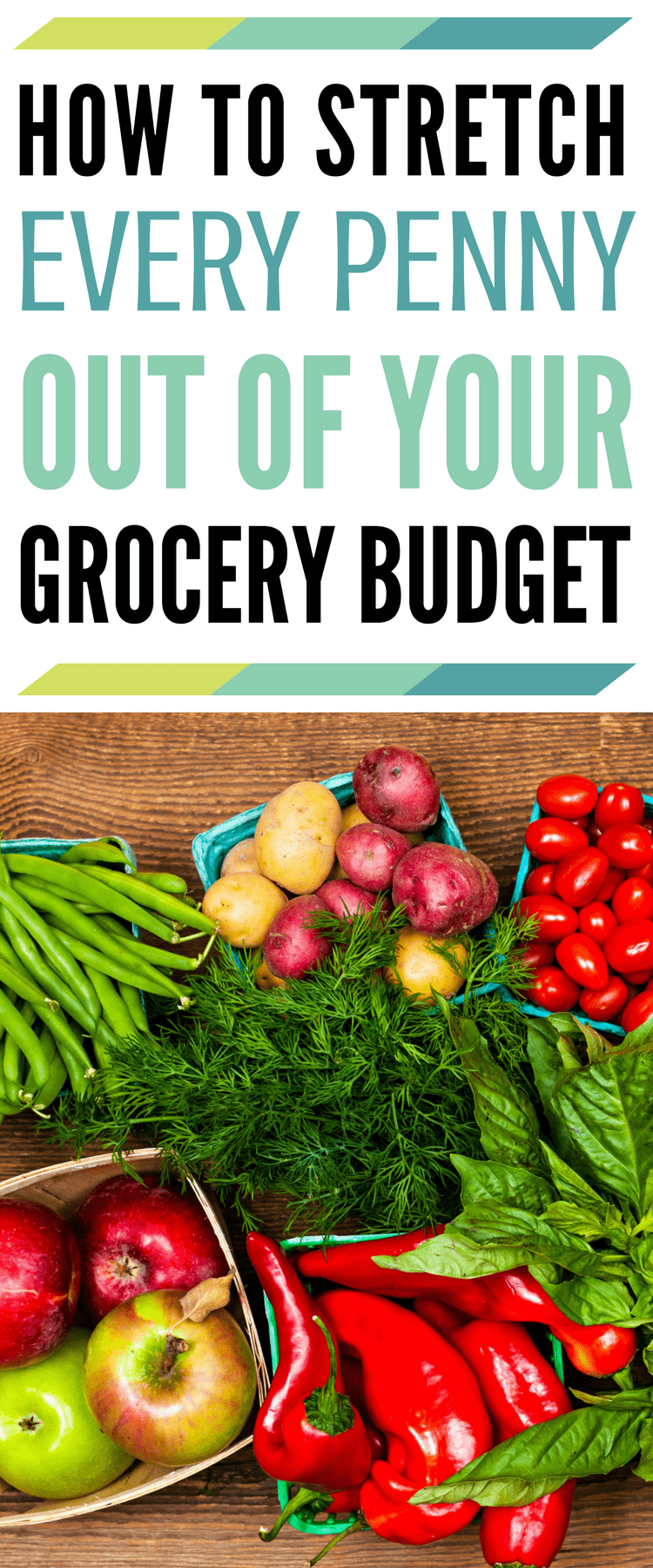 Save money on groceries with these 10 tips that will help you stretch every penny out of your grocery budget