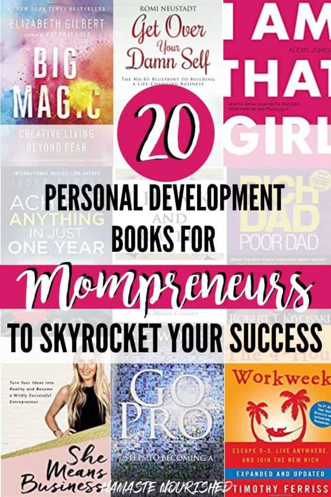 Personal Development Books for Women | Best Books for a Girl Boss