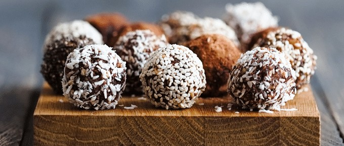 healthy no bake energy ball recipes easy