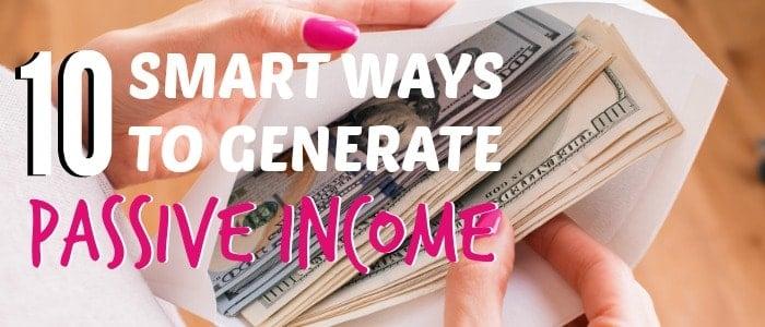 Passive income ideas, passive income streams