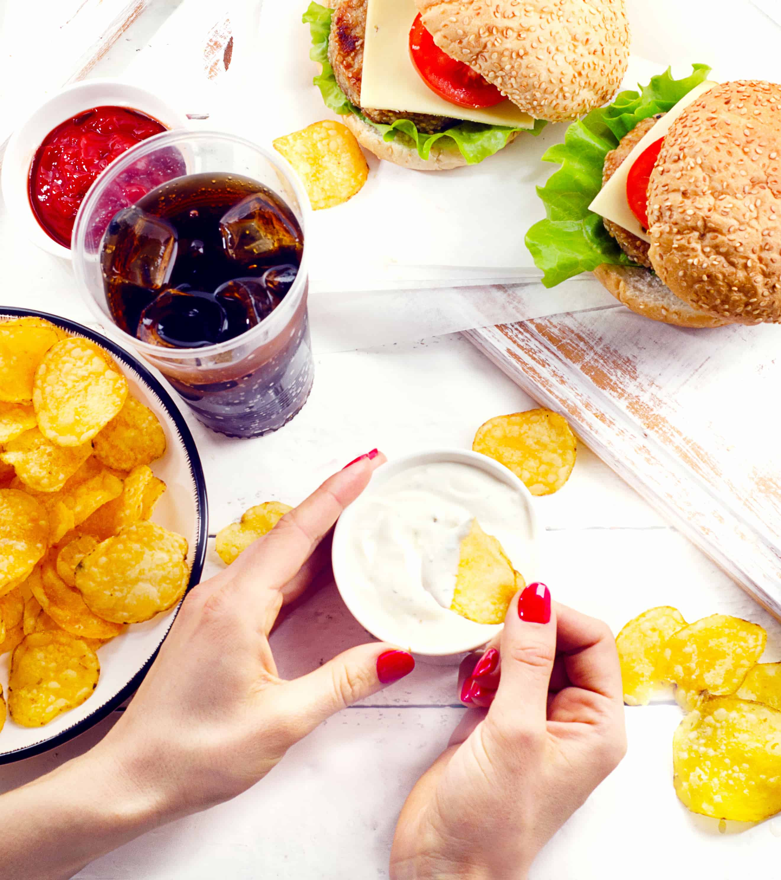 Can I Stop Eating So Much Junk Food?! Short Answer – YES!