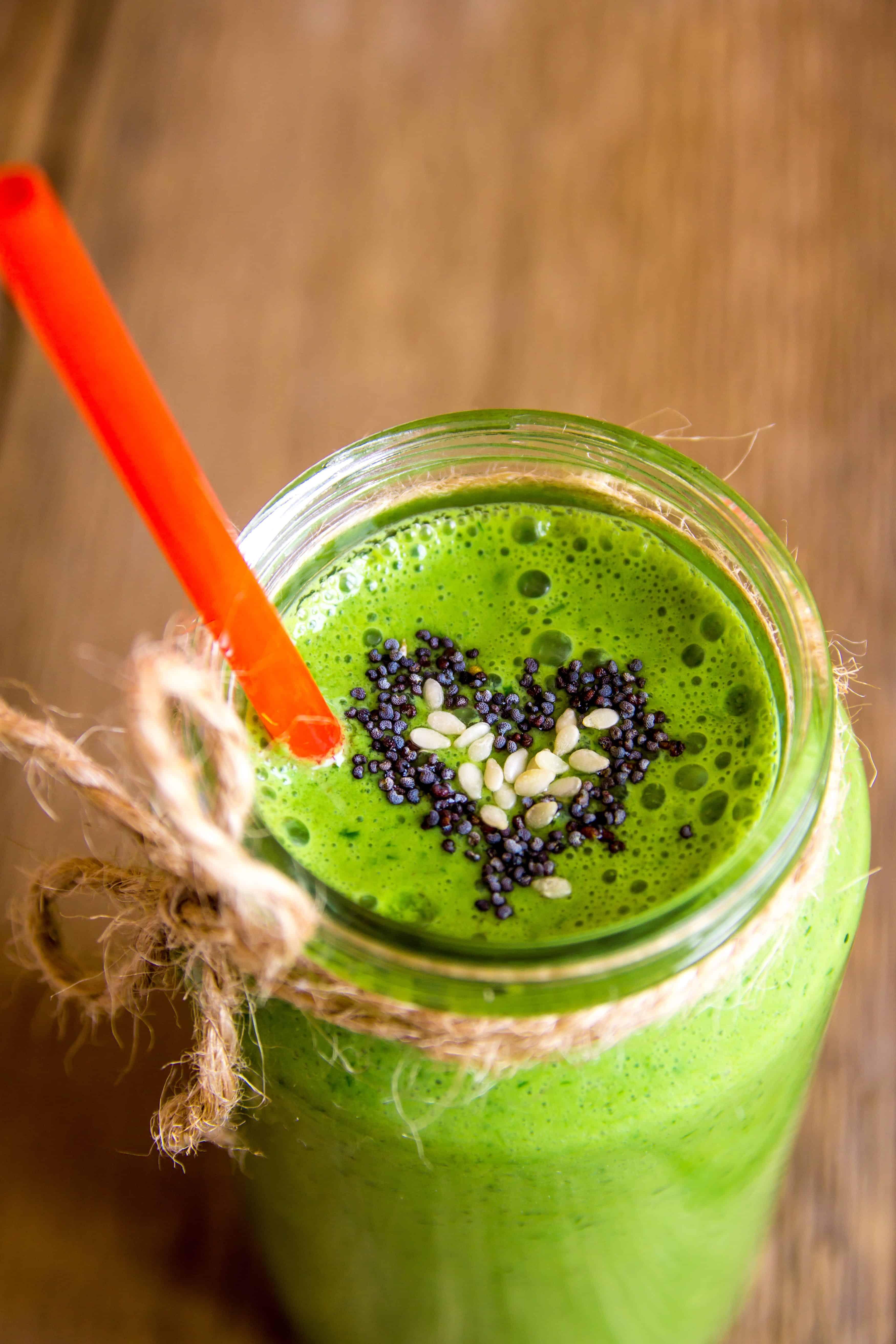 How to Make Green Smoothies Taste Good