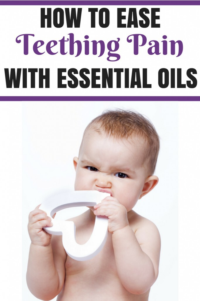 Essential Oils for Teething Babies