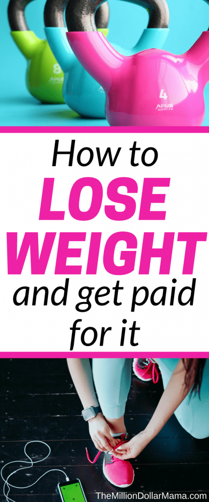 How to lose weight and get paid for it! This company will actually pay you to lose weight!