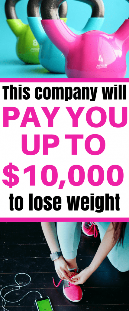 Looking for unique ways to make extra money? How about getting paid to lose weight? I couldn't believe it either, but it's true. You can legitimately get paid to lose weight!