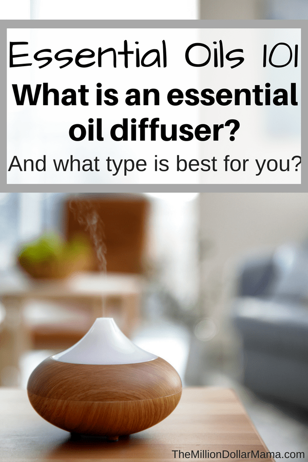 "Essential oils 101 - This article answers the common question of ""What is an essential oil diffuser"" along with discussing how to use essential oil diffusers and which type is best for you!"