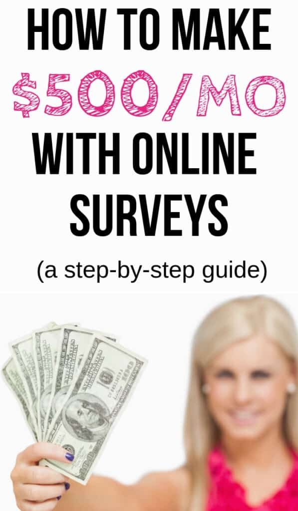 How to Make $500 a Month from Online Surveys - a Step-by-Step Guide