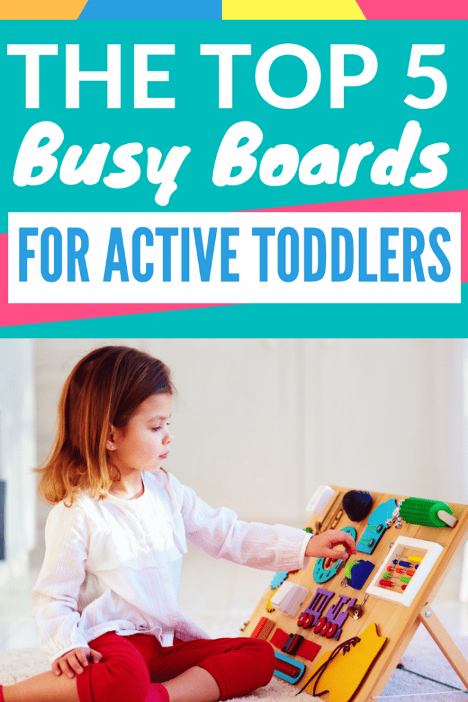 Busy Boards for Toddlers - The Top 5 Busy Boards For Parents Who Don't Want to DIY