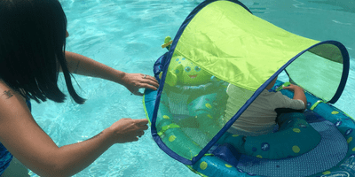 How to Introduce Your Child to the Water in a Safe, Fun Way