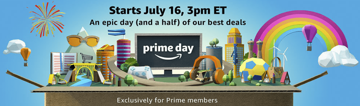 The Top Amazon Prime Day Baby Deals for 2018