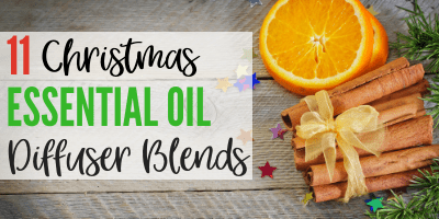 10 Christmas Essential Oil Blends That'll Have Your Home Smelling Like The Holidays!