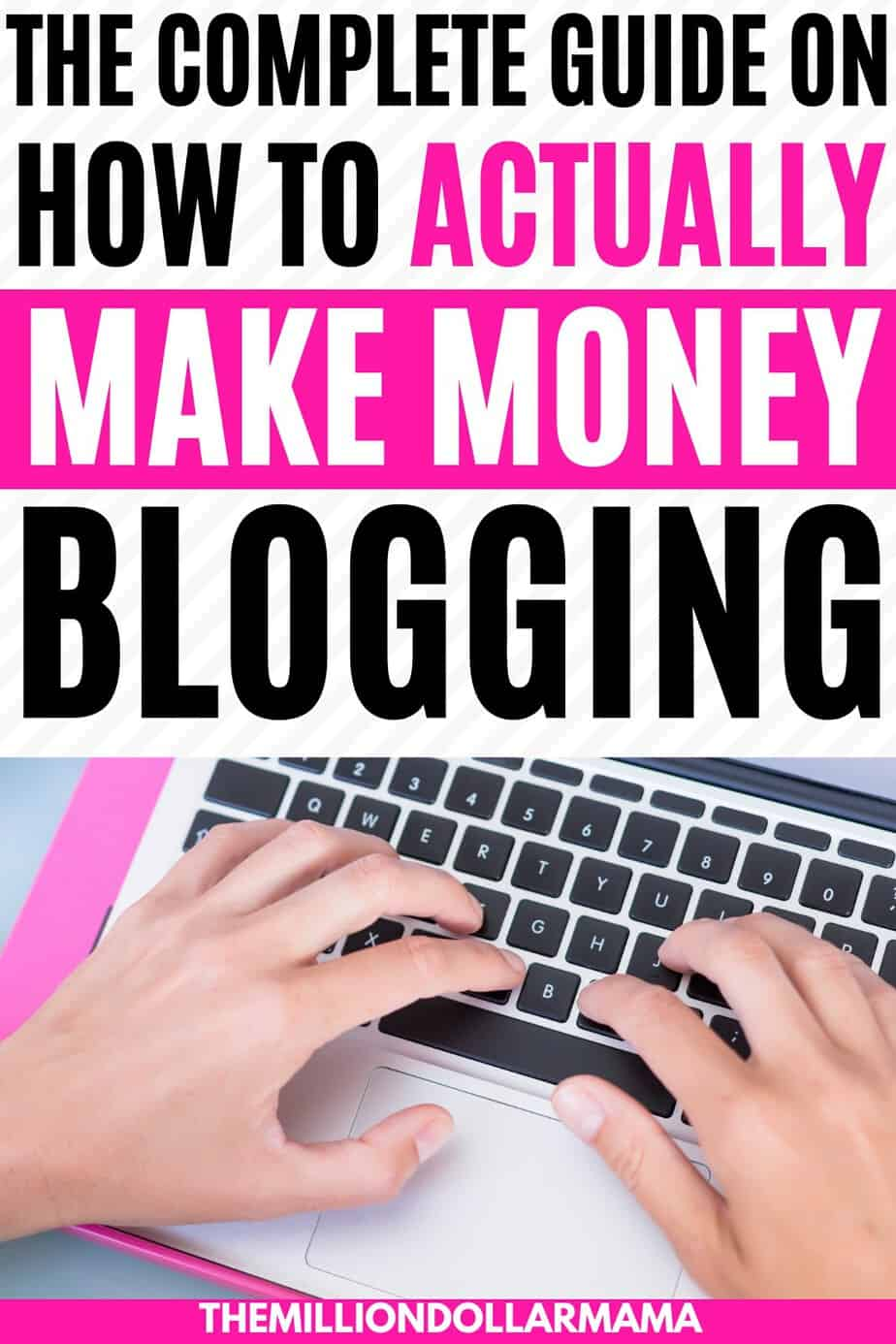 How to Make Money Blogging - The Complete Guide. Learn how to make money blogging, from A-Z. This blogging guide is written by a full-time blogger who has multiple profitable blogs!
