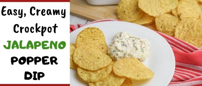 easy creamy jalapeno popper dip