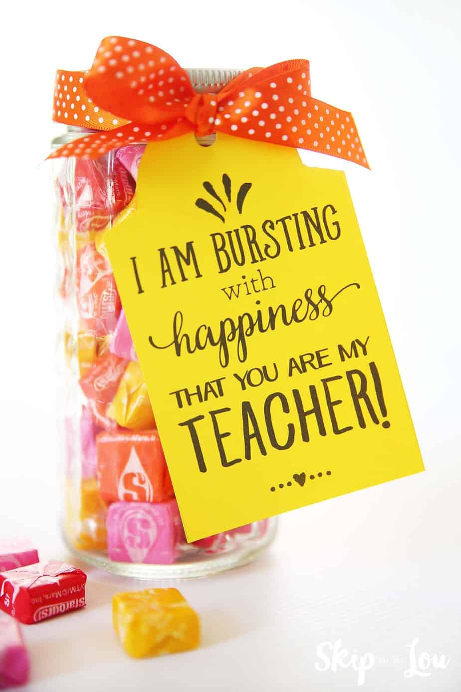 10 Inexpensive Teacher Appreciation Gift Ideas