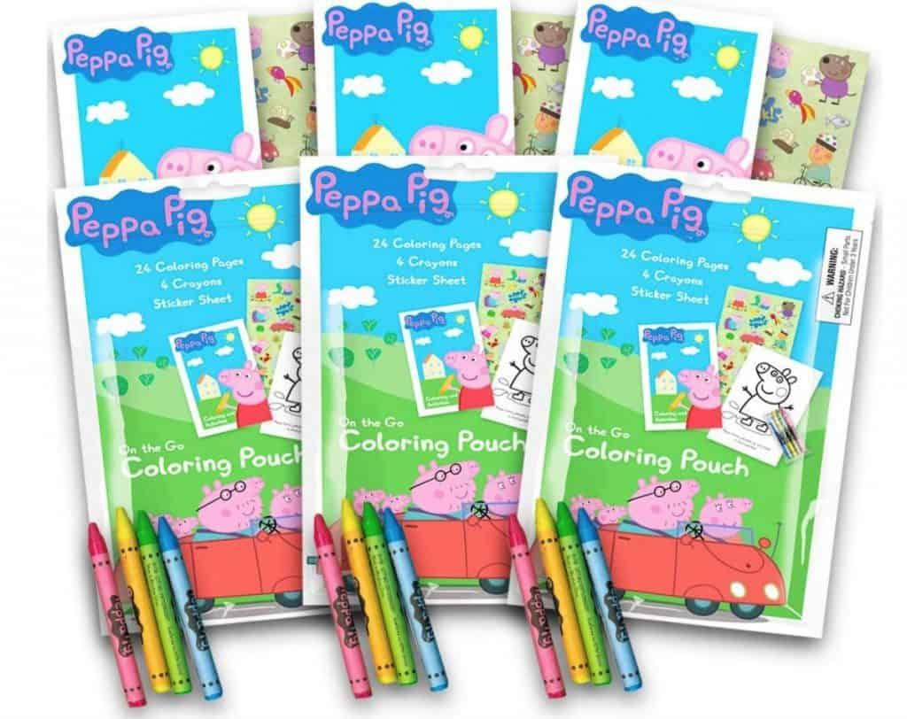 Peppa Pig Activity Pack