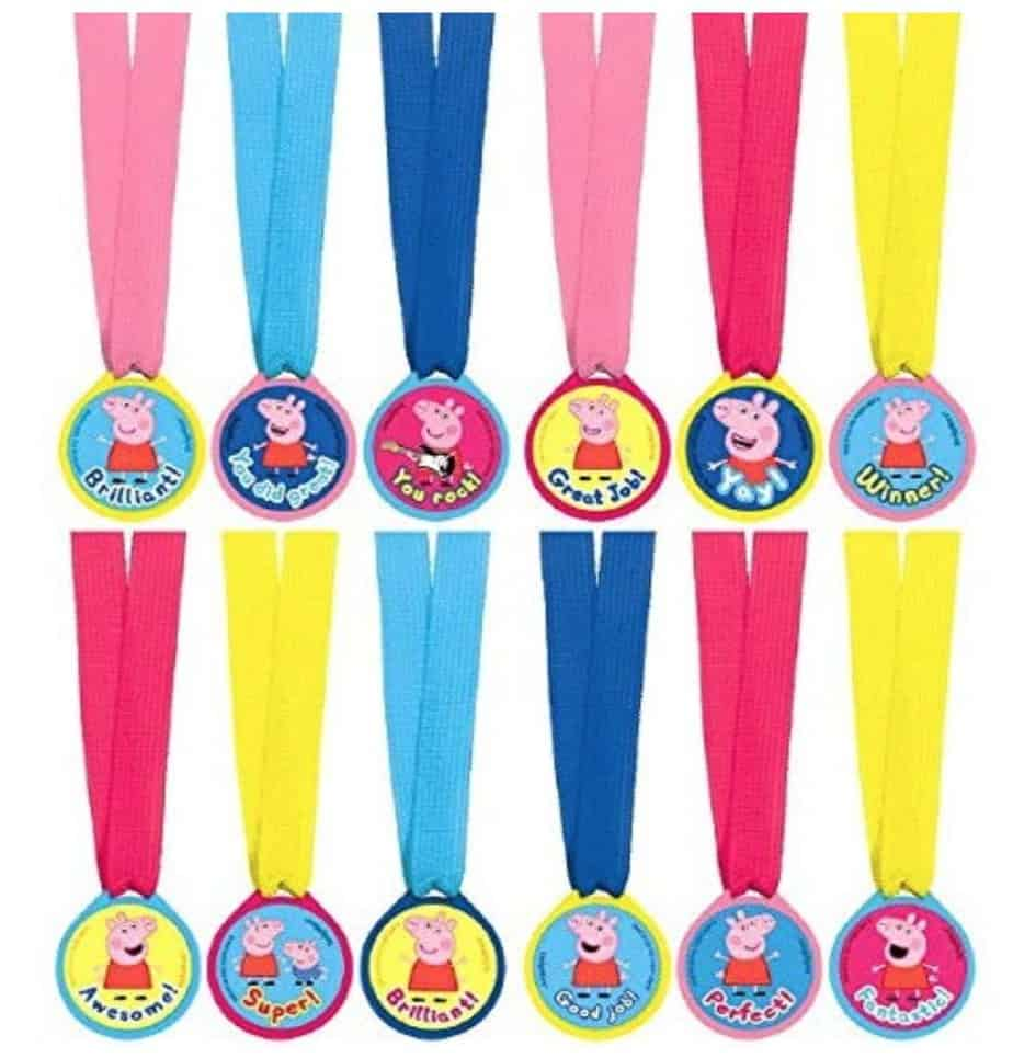 Peppa Pig Medals