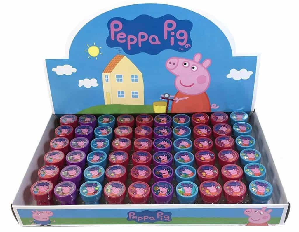 Peppa Pig Self Inking Stamps