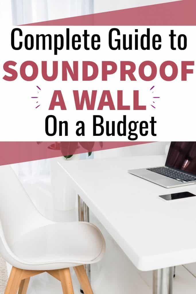 How to Soundproof a Room on a Budget