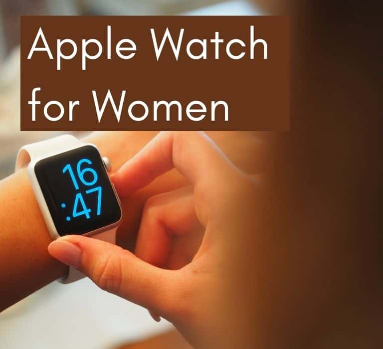 watch on a woman's wrist with the time on it