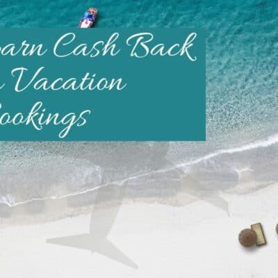 Ibotta Referral Code for Vacation Bookings (Get a $20 Bonus!)