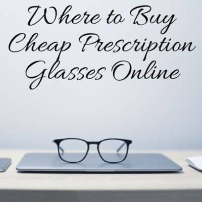 Where to Buy Cheap Prescription Glasses Online (That Look Great!)