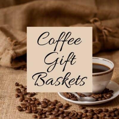 Unique Coffee Gift Basket Ideas